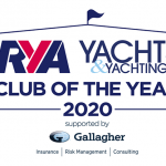 FSC selected as RYA Club of the Year 2020 finalist